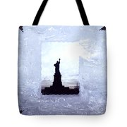 Freedom Lady Tote Bag