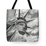 Freedom Tote Bag by Sarah Batalka