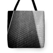 Freedom Tower Abstract Tote Bag