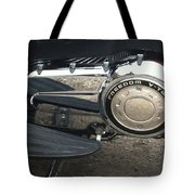 Freedom V-twin Tote Bag