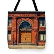 Freemasons Hall, Factors Walk Tote Bag
