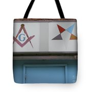 Freemasons Tote Bag