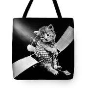 Frees Kittens, C1914 Tote Bag