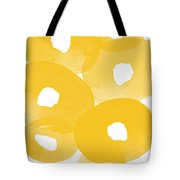 Freesia Splash Tote Bag