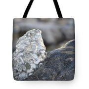 Freeze Gurgling Water Tote Bag