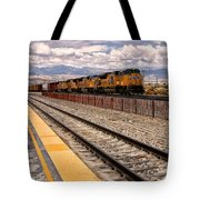 Freight Expectations Palm Springs Tote Bag