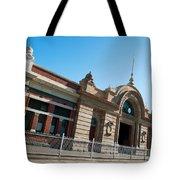 Fremantle Train Station Tote Bag