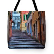 French Alley Tote Bag