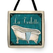 French Bath Tote Bag