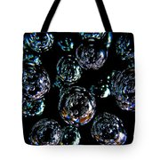 French Bubbles Tote Bag