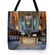 French Church Alter Tote Bag
