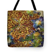 French Country Print Tote Bag