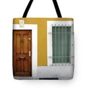 French Doorway Tote Bag