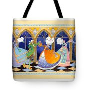 French Dream Dance Tote Bag