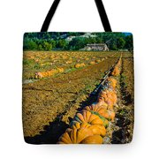 French Farm Near Lacoste Tote Bag