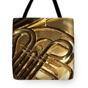 French Horn I Tote Bag