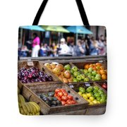 French Market Tote Bag