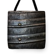 French Monarchy Steel Tote Bag