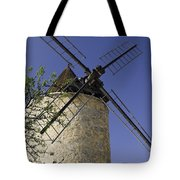 French Moulin Tote Bag