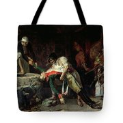 French Occupation Tote Bag