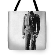 French Officer, 1814 Tote Bag