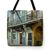 French Quarter Art And Artistry Tote Bag