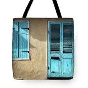 French Quarter Blues Tote Bag