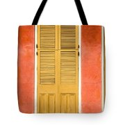 French Quarter Door - 31 Tote Bag