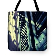 French Quarter Doors Tote Bag by Carol Whaley Addassi