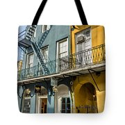 French Quarter Flair Tote Bag