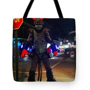 French Quarter Monster Tote Bag