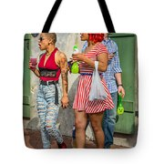 French Quarter - Party Time Tote Bag
