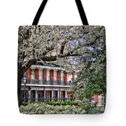 French Quarter Spring Tote Bag
