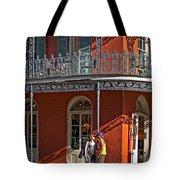 French Quarter Tete A Tete Tote Bag