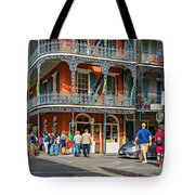 French Quarter Wandering 3 Tote Bag