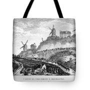 French Revolution Paris Tote Bag