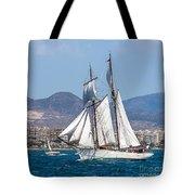 French Shooner Alicante Tote Bag