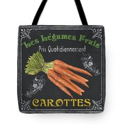 French Vegetables 4 Tote Bag by Debbie DeWitt