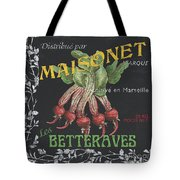 French Veggie Labels 2 Tote Bag