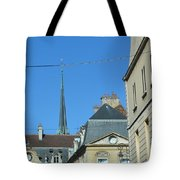 French Village Shops  Tote Bag
