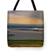 Frenchman Bay And The Porcupine Islands Tote Bag