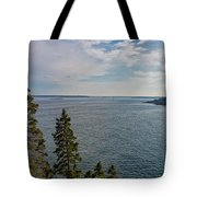 Frenchman Bay Tote Bag