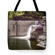 Frenchs Hollow Falls Tote Bag