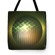 Frequency Modulation Tote Bag