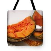 Fresh Cantaloupe Tote Bag