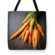Fresh Carrots Tote Bag