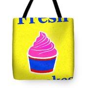 Fresh Cupcakes Tote Bag
