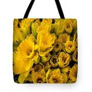 Fresh Daffodils  Tote Bag