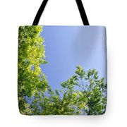 Fresh Foliage Tote Bag
