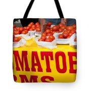Cedar Park Texas Fresh Tomatoes Tote Bag